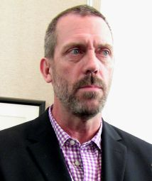 House M.D played by Hugh Laurie
