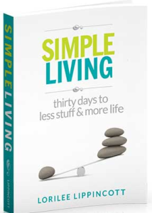 The Book Simple Living...