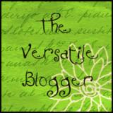 2012 Versatile Blogger Award