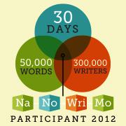 I'm a NaNoWriMo Participant