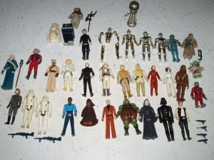 Greg's Star Wars Collection