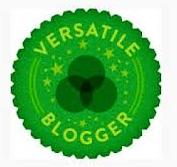2013 Versatile Blogger