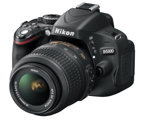 The Nikon D5100