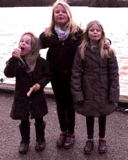 Sammy, Alicia and Nicole